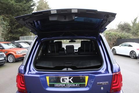 Land Rover Range Rover Sport TDV6 HSE - AUTOBIOGRAPHY BODYKIT - KAHN WHEELS - RARE BALI BLUE 51