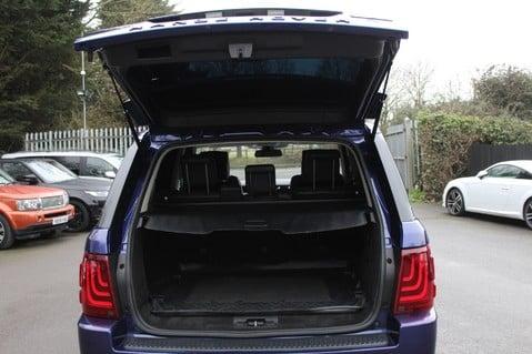 Land Rover Range Rover Sport TDV6 HSE - AUTOBIOGRAPHY BODYKIT - KAHN WHEELS - RARE BALI BLUE 52