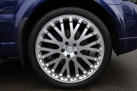 Land Rover Range Rover Sport TDV6 HSE - AUTOBIOGRAPHY BODYKIT - KAHN WHEELS - RARE BALI BLUE 55