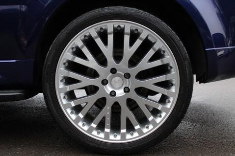 Land Rover Range Rover Sport TDV6 HSE - AUTOBIOGRAPHY BODYKIT - KAHN WHEELS - RARE BALI BLUE 58