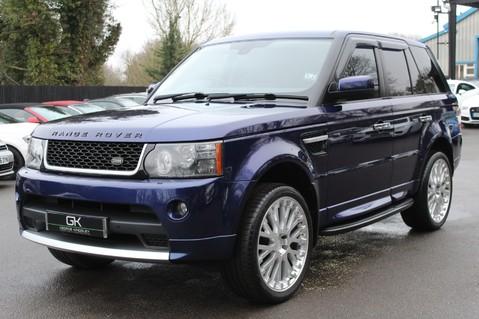 Land Rover Range Rover Sport TDV6 HSE - AUTOBIOGRAPHY BODYKIT - KAHN WHEELS - RARE BALI BLUE 62