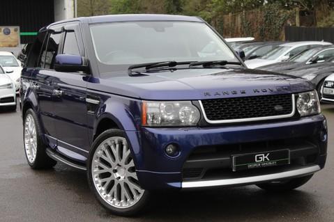 Land Rover Range Rover Sport TDV6 HSE - AUTOBIOGRAPHY BODYKIT - KAHN WHEELS - RARE BALI BLUE 1