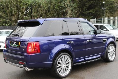 Land Rover Range Rover Sport TDV6 HSE - AUTOBIOGRAPHY BODYKIT - KAHN WHEELS - RARE BALI BLUE 5
