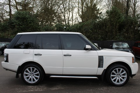 Land Rover Range Rover AUTOBIOGRAPHY TDV8 - DIGITAL TV - RED/BLACK LEATHER - DOUBLE GLAZED 5
