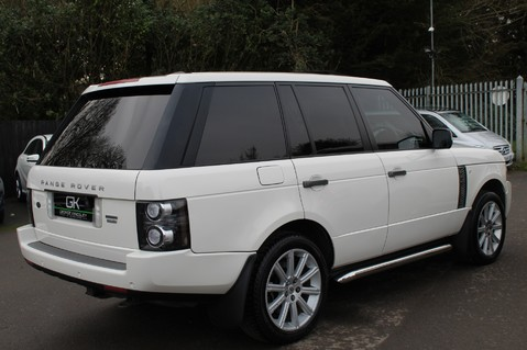 Land Rover Range Rover AUTOBIOGRAPHY TDV8 - DIGITAL TV - RED/BLACK LEATHER - DOUBLE GLAZED 6