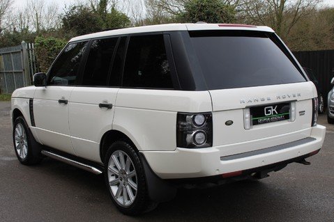 Land Rover Range Rover AUTOBIOGRAPHY TDV8 - DIGITAL TV - RED/BLACK LEATHER - DOUBLE GLAZED 2