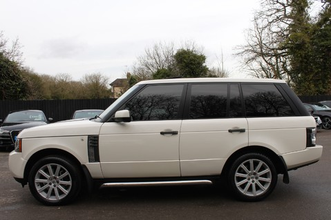 Land Rover Range Rover AUTOBIOGRAPHY TDV8 - DIGITAL TV - RED/BLACK LEATHER - DOUBLE GLAZED 8