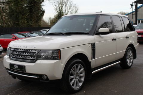 Land Rover Range Rover AUTOBIOGRAPHY TDV8 - DIGITAL TV - RED/BLACK LEATHER - DOUBLE GLAZED 9