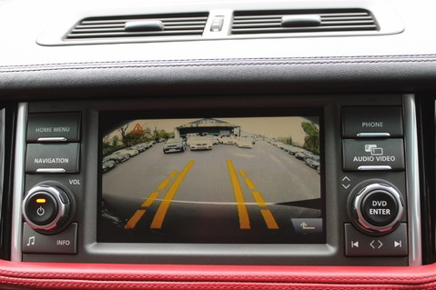Land Rover Range Rover AUTOBIOGRAPHY TDV8 - DIGITAL TV - RED/BLACK LEATHER - DOUBLE GLAZED 49