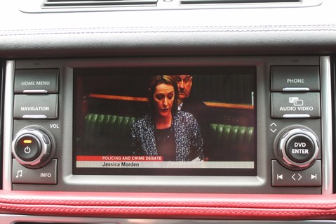 Land Rover Range Rover AUTOBIOGRAPHY TDV8 - DIGITAL TV - RED/BLACK LEATHER - DOUBLE GLAZED 4