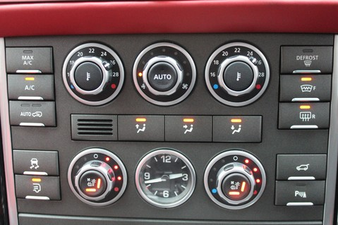 Land Rover Range Rover AUTOBIOGRAPHY TDV8 - DIGITAL TV - RED/BLACK LEATHER - DOUBLE GLAZED 54