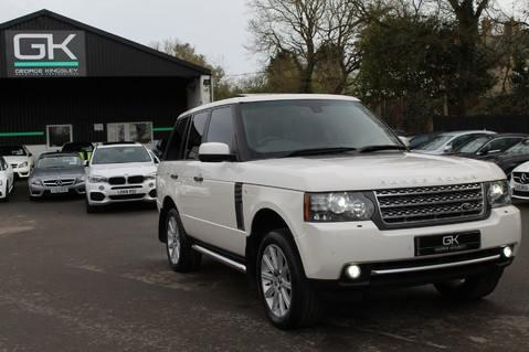 Land Rover Range Rover AUTOBIOGRAPHY TDV8 - DIGITAL TV - RED/BLACK LEATHER - DOUBLE GLAZED 73