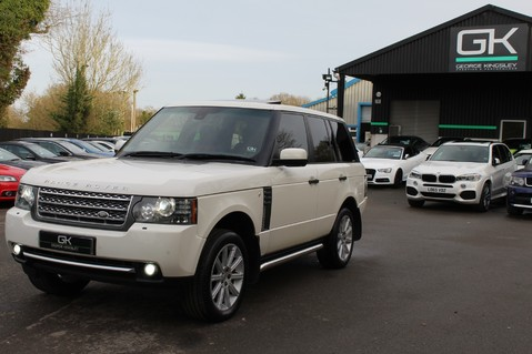 Land Rover Range Rover AUTOBIOGRAPHY TDV8 - DIGITAL TV - RED/BLACK LEATHER - DOUBLE GLAZED 74