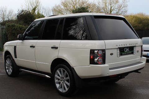 Land Rover Range Rover AUTOBIOGRAPHY TDV8 - DIGITAL TV - RED/BLACK LEATHER - DOUBLE GLAZED 75