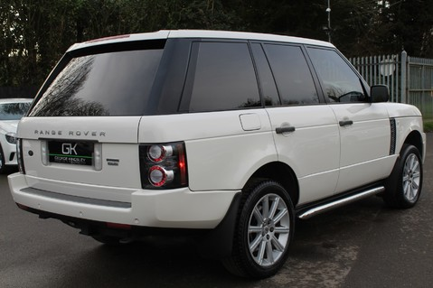 Land Rover Range Rover AUTOBIOGRAPHY TDV8 - DIGITAL TV - RED/BLACK LEATHER - DOUBLE GLAZED 76
