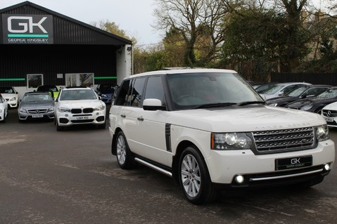 Land Rover Range Rover AUTOBIOGRAPHY TDV8 - DIGITAL TV - RED/BLACK LEATHER - DOUBLE GLAZED 78
