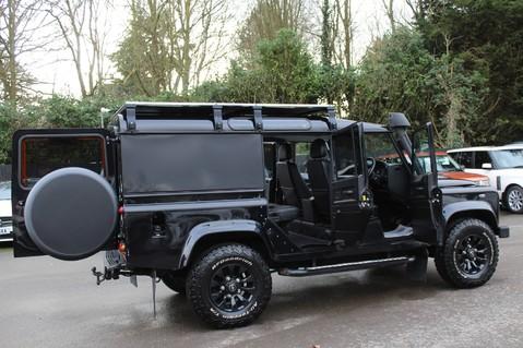 Land Rover Defender 110 TD XS SW LWB UTILITY WAGON 11