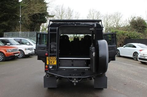 Land Rover Defender 110 TD XS SW LWB UTILITY WAGON 13