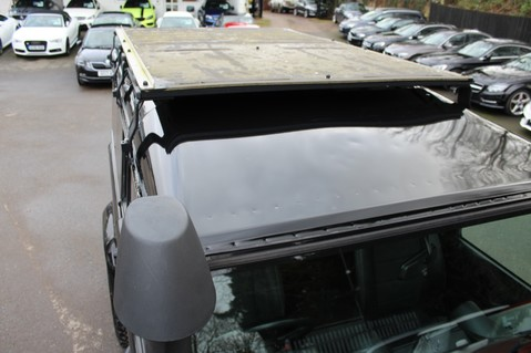 Land Rover Defender 110 TD XS SW LWB UTILITY WAGON 15