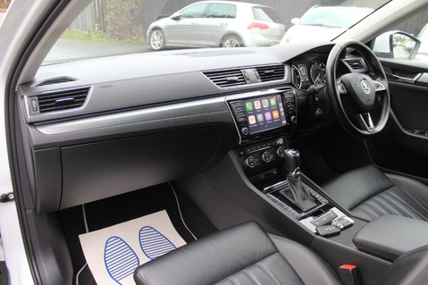 Skoda Superb SE L EXECUTIVE TDI DSG -EURO 6-PAN ROOF/KEYLESS/CANTON SOUND/APPLE CAR PLAY 24