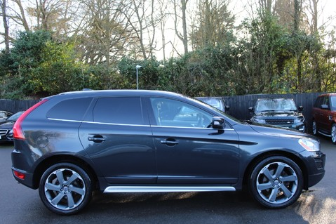 Volvo XC60 D5 SE LUX NAV AWD - POLESTAR - REAR ENTERTAINMENT/DVD PLAYERS -CAMERA- DAB 4