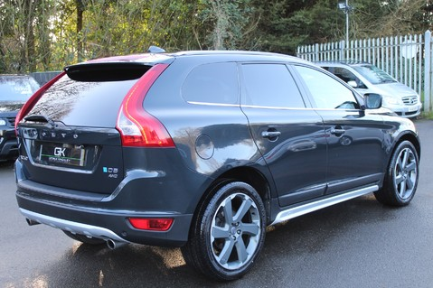 Volvo XC60 D5 SE LUX NAV AWD - POLESTAR - REAR ENTERTAINMENT/DVD PLAYERS -CAMERA- DAB 5