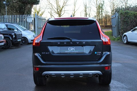 Volvo XC60 D5 SE LUX NAV AWD - POLESTAR - REAR ENTERTAINMENT/DVD PLAYERS -CAMERA- DAB 6