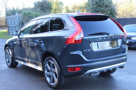 Volvo XC60 D5 SE LUX NAV AWD - POLESTAR - REAR ENTERTAINMENT/DVD PLAYERS -CAMERA- DAB 2