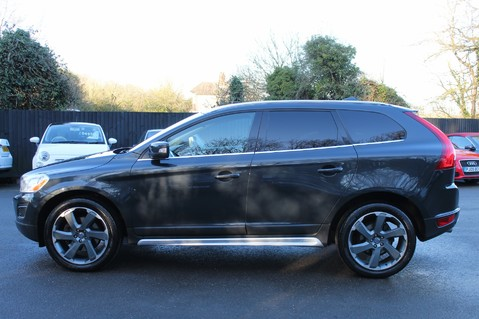 Volvo XC60 D5 SE LUX NAV AWD - POLESTAR - REAR ENTERTAINMENT/DVD PLAYERS -CAMERA- DAB 7