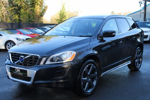 Volvo XC60 D5 SE LUX NAV AWD - POLESTAR - REAR ENTERTAINMENT/DVD PLAYERS -CAMERA- DAB 8