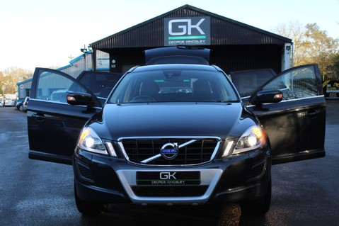 Volvo XC60 D5 SE LUX NAV AWD - POLESTAR - REAR ENTERTAINMENT/DVD PLAYERS -CAMERA- DAB 13