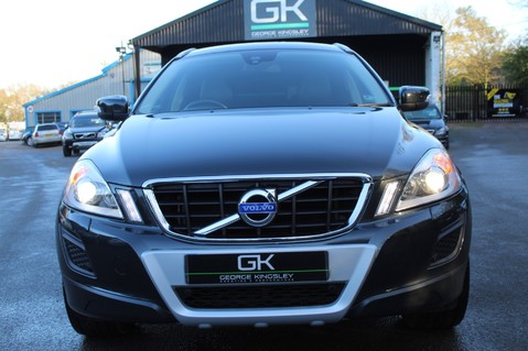 Volvo XC60 D5 SE LUX NAV AWD - POLESTAR - REAR ENTERTAINMENT/DVD PLAYERS -CAMERA- DAB 17