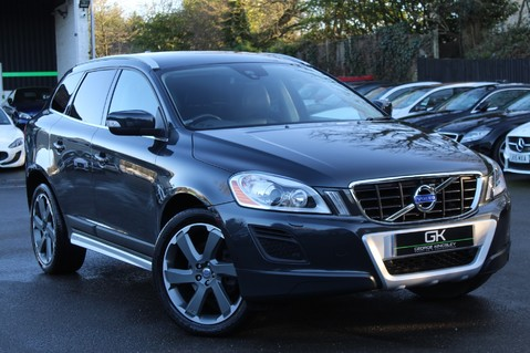 Volvo XC60 D5 SE LUX NAV AWD - POLESTAR - REAR ENTERTAINMENT/DVD PLAYERS -CAMERA- DAB 1