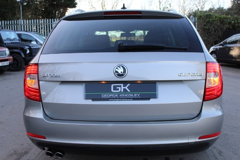 Skoda Superb LAURIN AND KLEMENT TDI CR DSG - PAN ROOF/DIGITALTV/COOLED SEATS - BIG SPEC 20