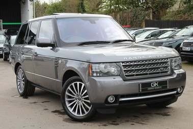 Land Rover Range Rover 4.4 TDV8 AUTOBIOGRAPHY -REAR SEAT ENTERTAINMENT -360 CAMERAS -DOUBLE GLAZED