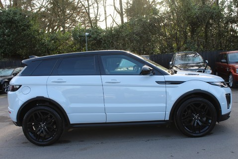Land Rover Range Rover Evoque TD4 HSE DYNAMIC - EURO 6 - RED/BLACK LEATHER - ONE OWNER - APPLE CAR PLAY 4