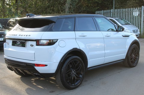 Land Rover Range Rover Evoque TD4 HSE DYNAMIC - EURO 6 - RED/BLACK LEATHER - ONE OWNER - APPLE CAR PLAY 5