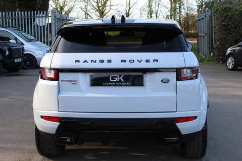 Land Rover Range Rover Evoque TD4 HSE DYNAMIC - EURO 6 - RED/BLACK LEATHER - ONE OWNER - APPLE CAR PLAY 6