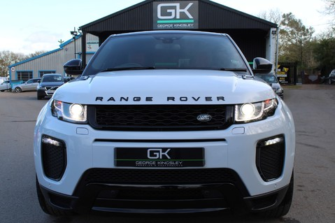 Land Rover Range Rover Evoque TD4 HSE DYNAMIC - EURO 6 - RED/BLACK LEATHER - ONE OWNER - APPLE CAR PLAY 23