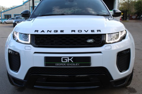 Land Rover Range Rover Evoque TD4 HSE DYNAMIC - EURO 6 - RED/BLACK LEATHER - ONE OWNER - APPLE CAR PLAY 27