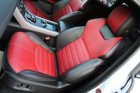 Land Rover Range Rover Evoque TD4 HSE DYNAMIC - EURO 6 - RED/BLACK LEATHER - ONE OWNER - APPLE CAR PLAY 28