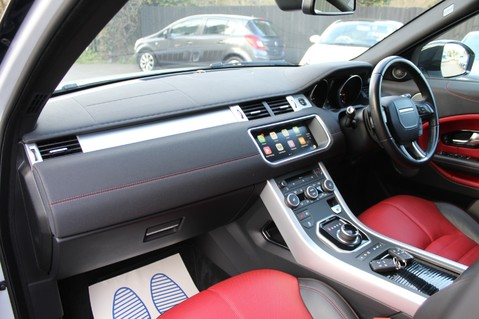 Land Rover Range Rover Evoque TD4 HSE DYNAMIC - EURO 6 - RED/BLACK LEATHER - ONE OWNER - APPLE CAR PLAY 29