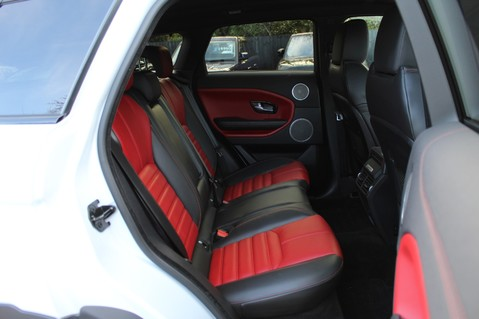 Land Rover Range Rover Evoque TD4 HSE DYNAMIC - EURO 6 - RED/BLACK LEATHER - ONE OWNER - APPLE CAR PLAY 36