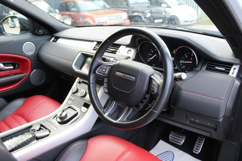 Land Rover Range Rover Evoque TD4 HSE DYNAMIC - EURO 6 - RED/BLACK LEATHER - ONE OWNER - APPLE CAR PLAY 40
