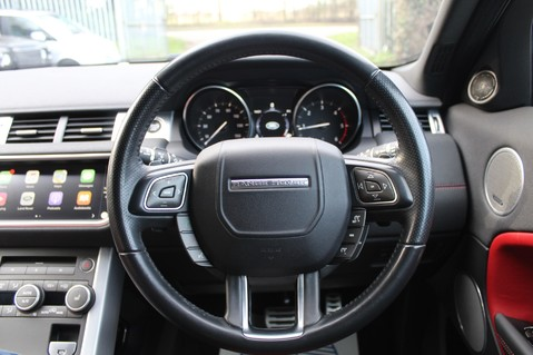 Land Rover Range Rover Evoque TD4 HSE DYNAMIC - EURO 6 - RED/BLACK LEATHER - ONE OWNER - APPLE CAR PLAY 44