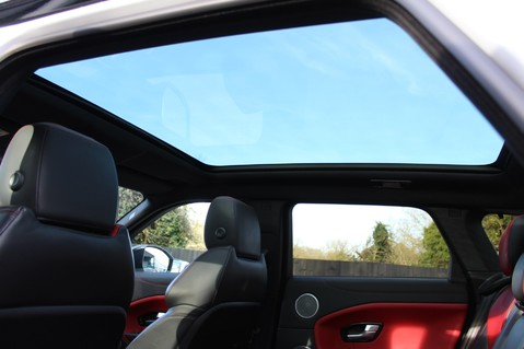 Land Rover Range Rover Evoque TD4 HSE DYNAMIC - EURO 6 - RED/BLACK LEATHER - ONE OWNER - APPLE CAR PLAY 60
