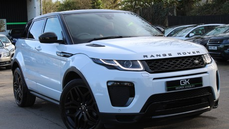 Land Rover Range Rover Evoque TD4 HSE DYNAMIC - EURO 6 - RED/BLACK LEATHER - ONE OWNER - APPLE CAR PLAY Video