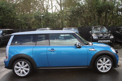 Mini Clubman Cooper S - 4K WORTH OF EXTRAS - LEDS/XENONS/CRUISE/CHILI/LASER BLUE/FSH 4