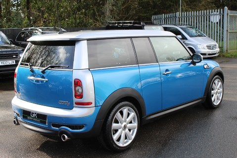 Mini Clubman Cooper S - 4K WORTH OF EXTRAS - LEDS/XENONS/CRUISE/CHILI/LASER BLUE/FSH 5