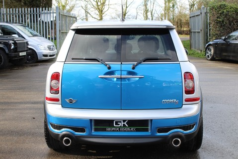Mini Clubman Cooper S - 4K WORTH OF EXTRAS - LEDS/XENONS/CRUISE/CHILI/LASER BLUE/FSH 6